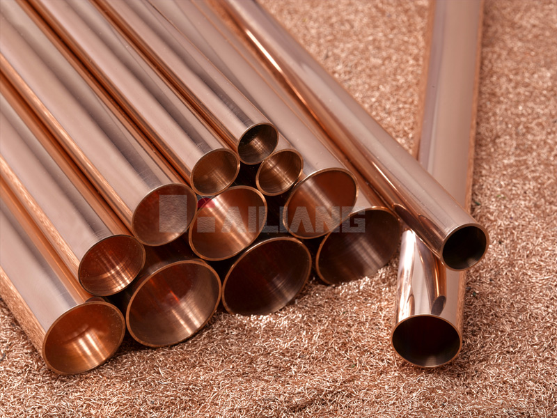 Copper Water Tubes
